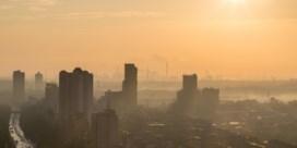 Chinese CO2-uitstoot piekt alweer