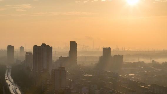 Chinese CO<sub>2</sub>-uitstoot piekt alweer