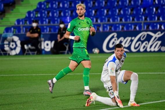 Adnan Januzaj scoort maar doet met Sociedad erg slechte zaak voor Europees ticket