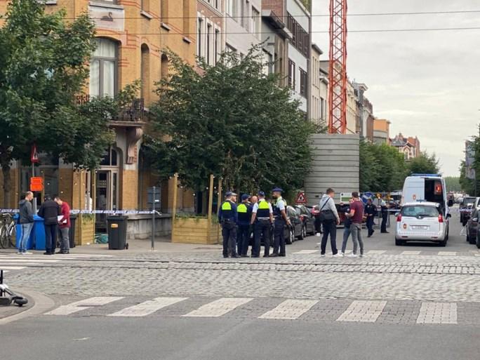 Granaat ontploft bij Antwerps pannenkoekenhuis
