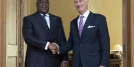 LETTERLIJK. Brief koning aan Tshisekedi: 'Ik houd eraan mijn diepste spijt te betuigen voor die wonden uit het verleden'