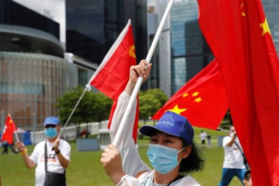 Omstreden veiligheidswet Hongkong aangenomen, VS stoppen defensie-export naar Hongkong