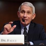 Viroloog Fauci trekt aan alarmbel: 'Mogelijk 100.000 besmettingen per dag in VS'