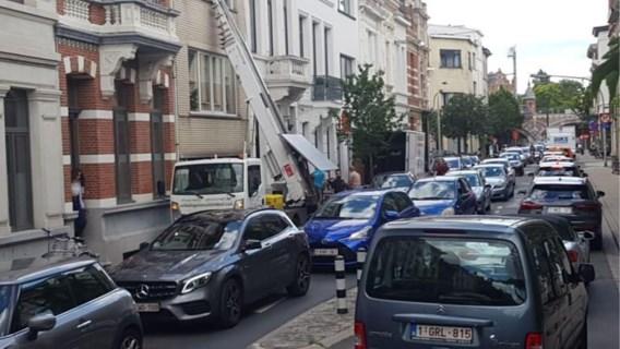 Chaos in Antwerpen door gelijktijdige wegenwerken: 'Worden gegijzeld in onze eigen wijk'