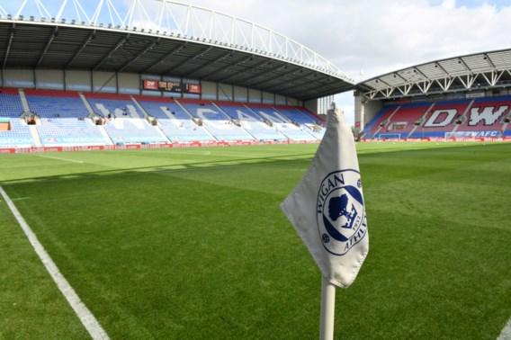 Wigan Athletic vraagt faillissement aan