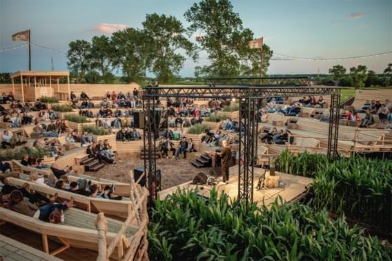 Festivalzomer opent met Amfitheater: 'Die Grieken hadden dat zo slecht nog niet bedacht'