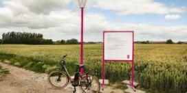Gedichten om heel traag langs te fietsen