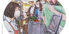 Geraardsbergen pleit voor mondmasker: 'Zonder ben je egoïstisch'