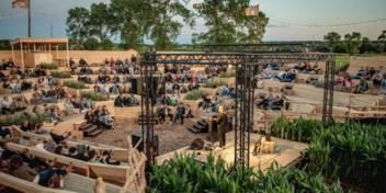 Het wonder: een amfitheater in de maisvelden