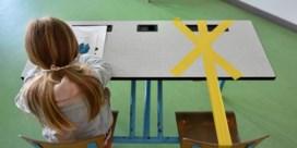 Besmette leerlingen steken maar uiterst zelden klasgenootjes aan