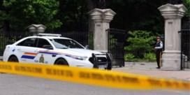Gewapende man opgepakt bij overheidsresidentie in Canadese hoofdstad