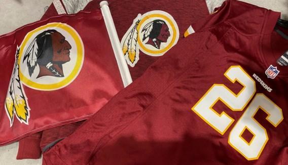 Sponsor vraagt Washington Redskins om naam te veranderen