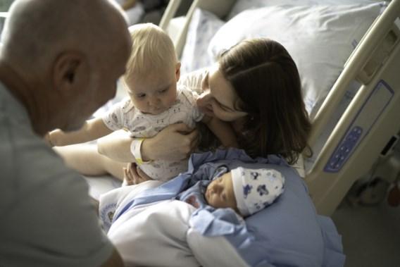 Minder bezoek is beter voor moeder en baby