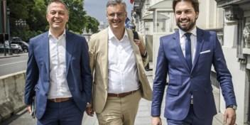 'Drie koningen' doen verder na overleg