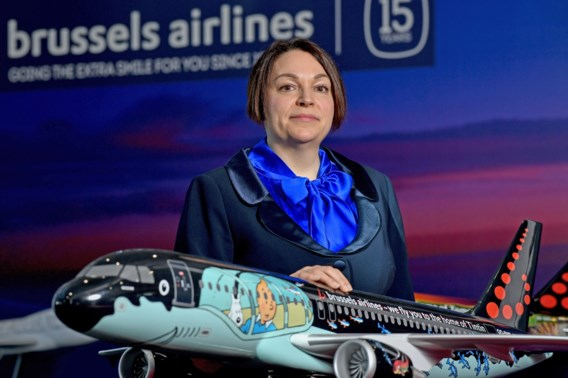 Ex-ceo Christina Foerster nieuwe covoorzitter Brussels Airlines