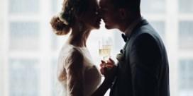 Huwelijksbootje maakt minder snel water