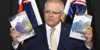 Australië richt defensie op 'land met vijf letters'