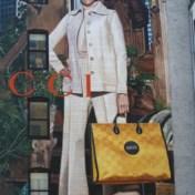 Jane Fonda gezicht van Gucci