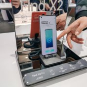 Een 5G-smartphone