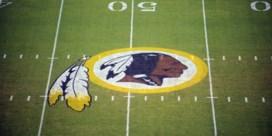 Footballteam Washington Redskins staat op het punt te vervellen