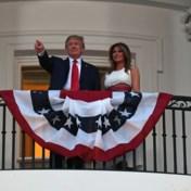 Donald Trump claimt 'overwinning' op coronavirus