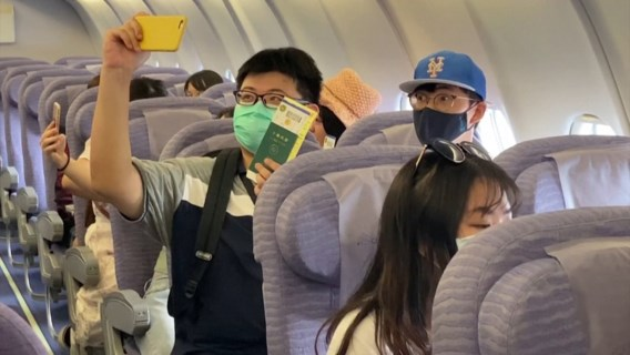 Luchthaven van Taiwan belooft 'complete luchthavenervaring': alles kan, behalve één ding