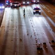 Auto rijdt met hoge snelheid betogers aan in Seattle, twee personen zwaargewond