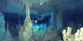 Duikers ontdekken prehistorische okermijn in Mexico