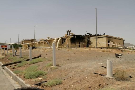 Aanzienlijke schade bij brand in nucleair complex in Iran