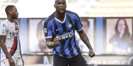 Twintigste doelpunt Lukaku niet voldoende om nederlaag Inter te vermijden
