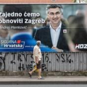 Exitpolls duiden op zege centrumrechts in Kroatië