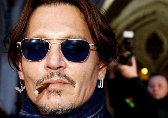 Hollywood komt naar Londen voor Depps lasterzaak tegen<I> The Sun</I>