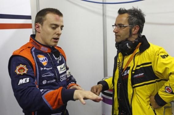 Hij zat een tijdlang vast in België, maar Bertrand Baguette begint dan toch aan seizoen Super GT