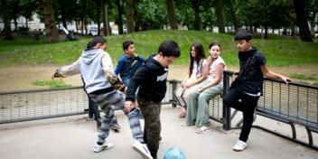 Steeds minder meisjes spelen op straat