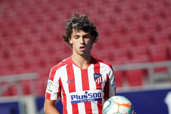 Joao Felix (Atlético Madrid) mist duel met Celta Vigo wegens botoedeem