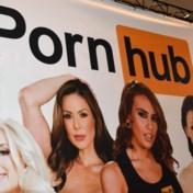 Pornhub onder druk wegens omstreden video's