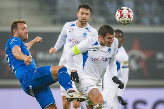 AA Gent oefent zaterdag tegen Racing Genk in plaats van Moeskroen