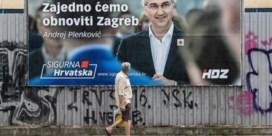 Von der Leyen ging in de fout met steun aan Kroatische partij