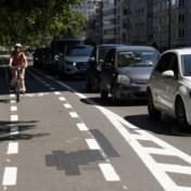 Brussel legt fietspaden aan in Lambertmontlaan en langs E40
