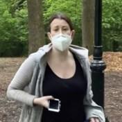 Vrouw die politie belde voor zwarte vogelspotter wordt zelf aangeklaagd