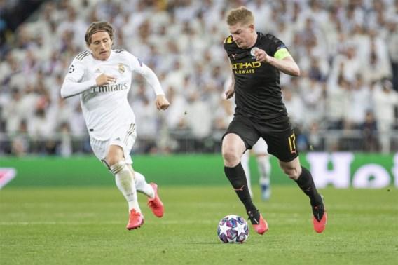 Nog in te halen returns Champions League en Europa League in stadion thuisspelende club