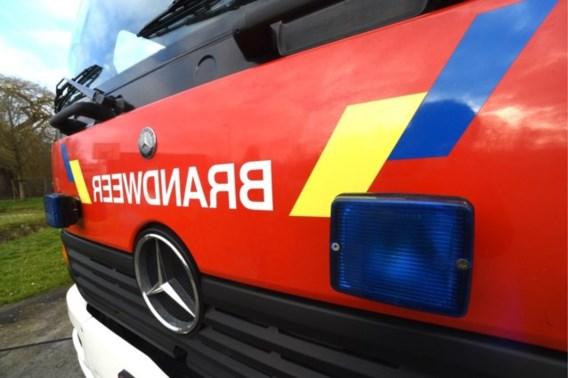 Brandweer redt wanhopige student uit torenkraan in Gent
