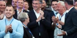 Kroatische premier Plenkovic gokt en wint met vervroegde verkiezingen
