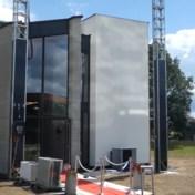 Wereldprimeur in Westerlo: 3D-printer maakt betonwoning met twee verdiepingen