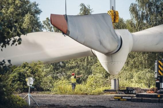 Windenergie stevent af op de grote sloop