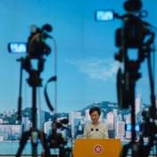 Tiktok trekt zich terug uit Hongkong