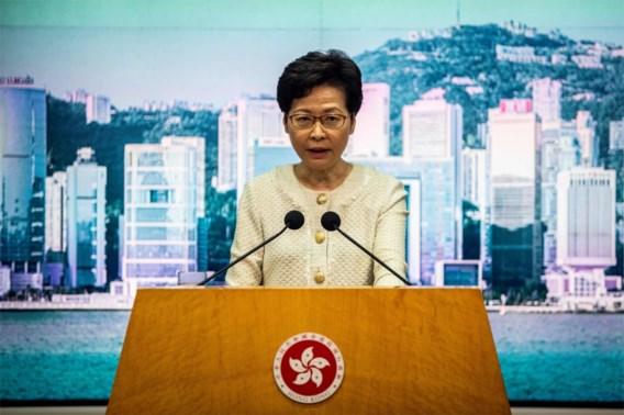 Leider Hongkong: veiligheidswet is geen hel en verdoemenis