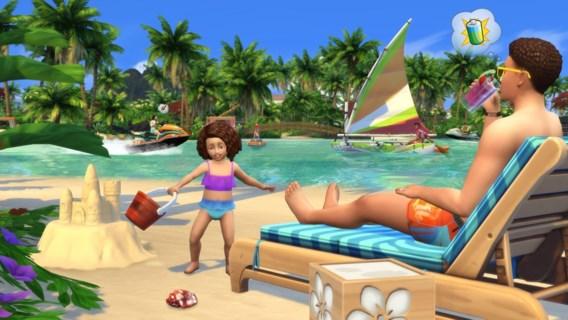 'De sims' krijgt eigen reality-competitieshow