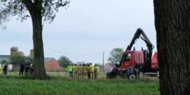 Twee doden bij verkeersongeval in Veurne
