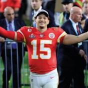American Football-vedette Patrick Mahomes ondertekent het grootste contract uit de sportgeschiedenis